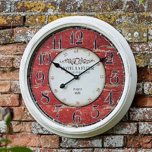 Grenoble Wall Clock